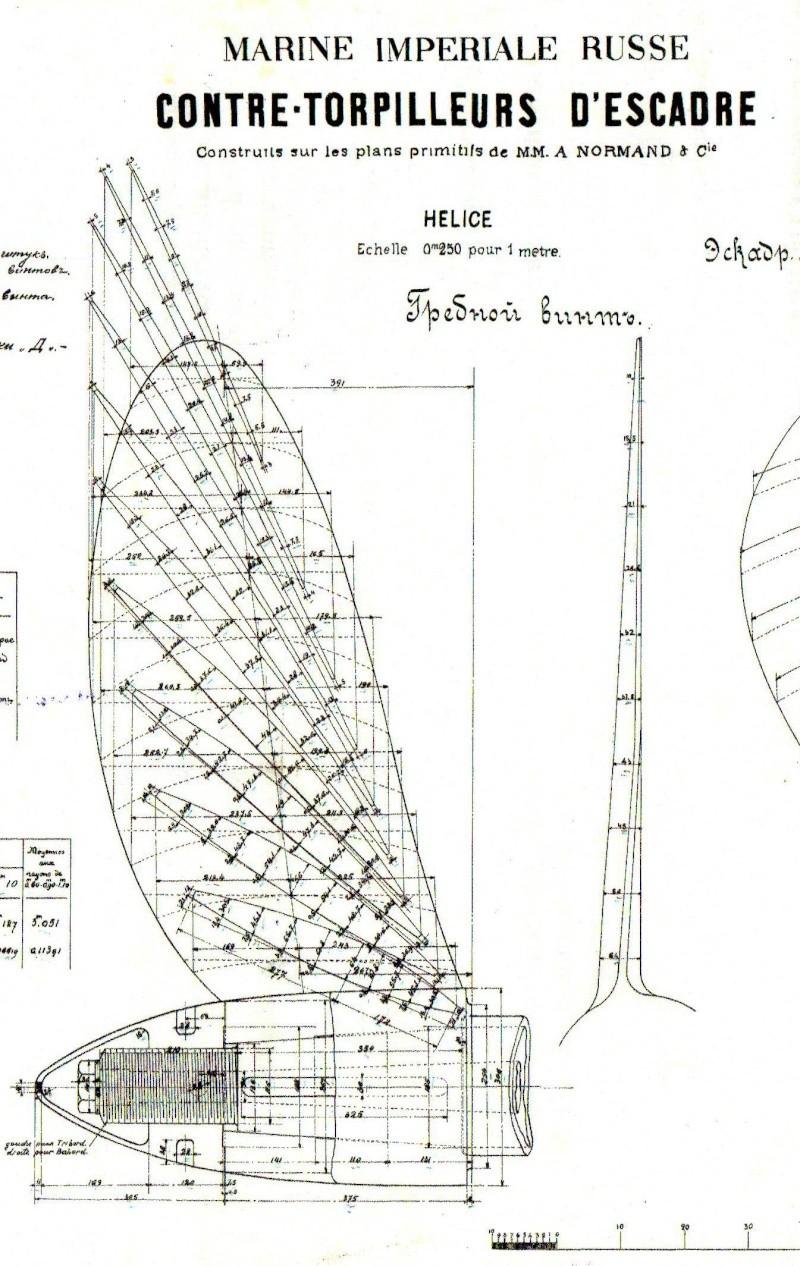 Aviso torpilleur 1905 en Scratch intégral au 1/100ème - Page 11 Hylice10