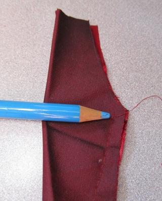 Coudre un pantalon basic Pant410