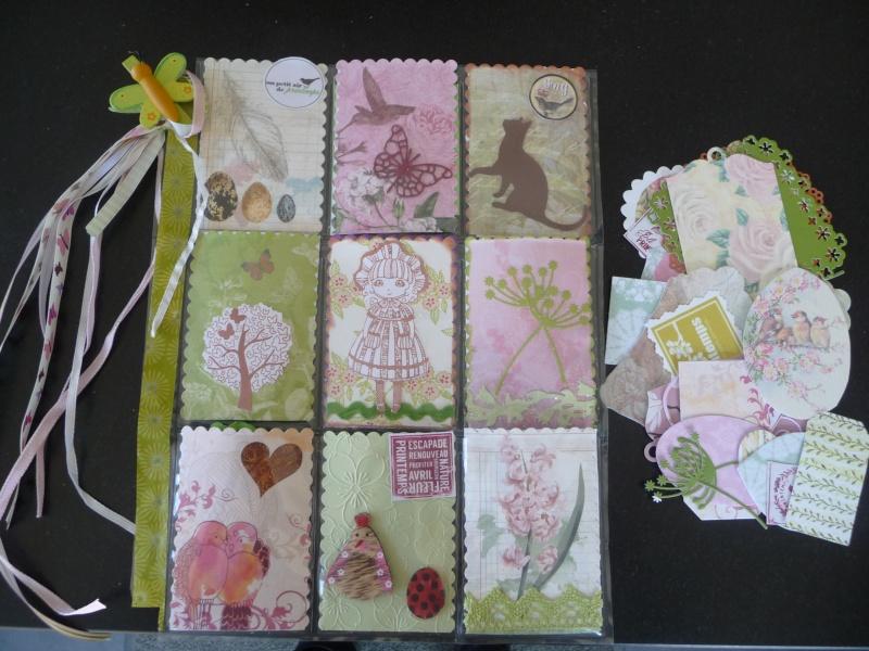 Défi pocket letters de Pâques P1110914