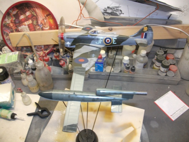 Hawker Tempest & Typhoon in 1:48. 1513
