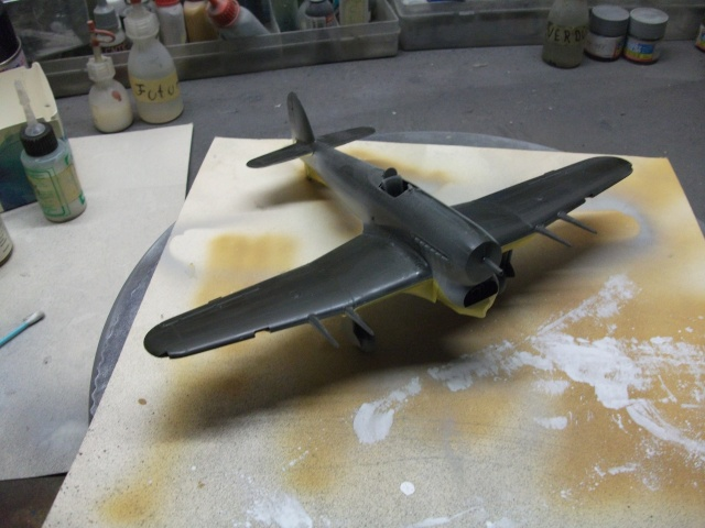 Hawker Tempest & Typhoon in 1:48. 315