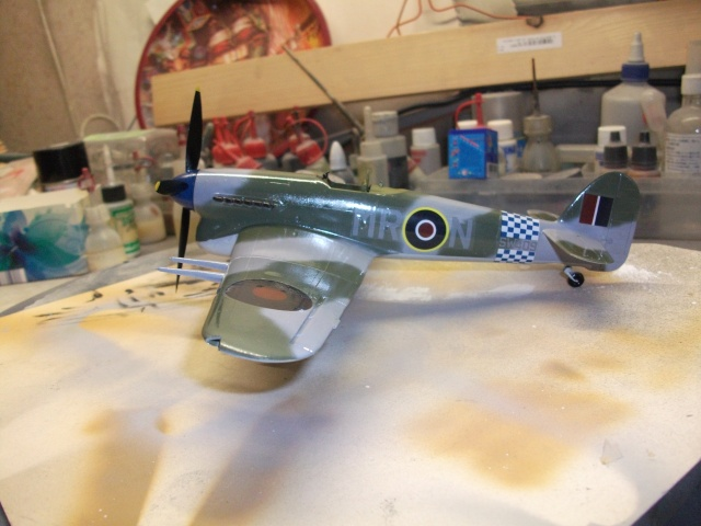 Hawker Tempest & Typhoon in 1:48. 913