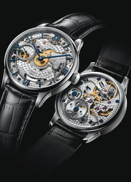 Cherche type de montre a mécanique apparente, mais pas skeleton Tissot10