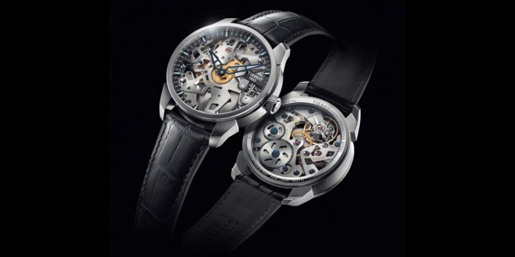 Cherche type de montre a mécanique apparente, mais pas skeleton Tissot11