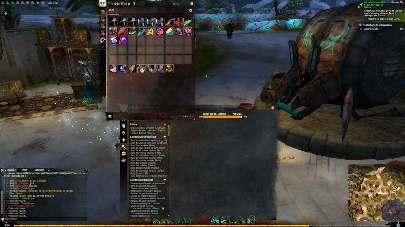 [Raid] PREEEESQUE Gw00110
