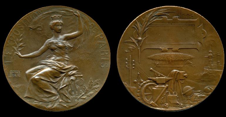 Raoul Giordan et Météor 190010