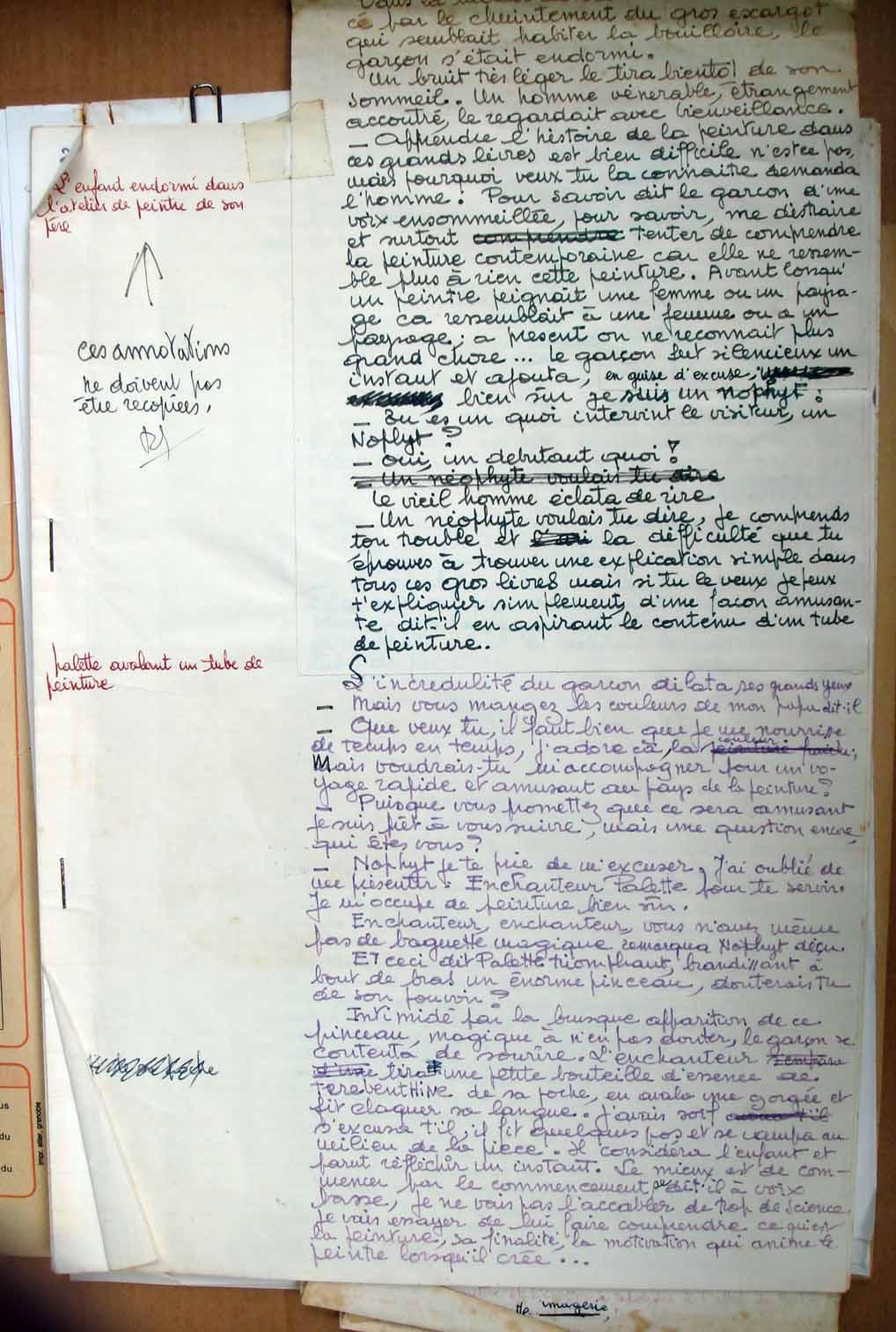 """R. GIORDAN - """"La Peinture Expliquée aux Jeunes"""" - Page 2 Dsc02911"""
