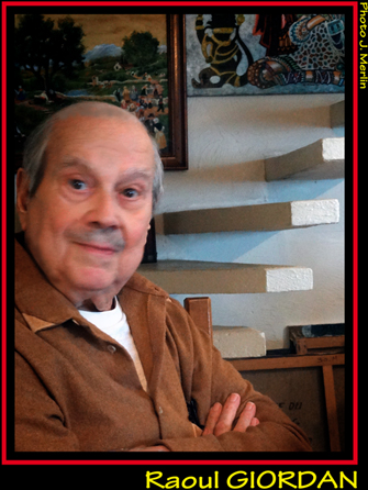 Raoul Giordan - Itinéraire d'une vie d'artiste Giorda13