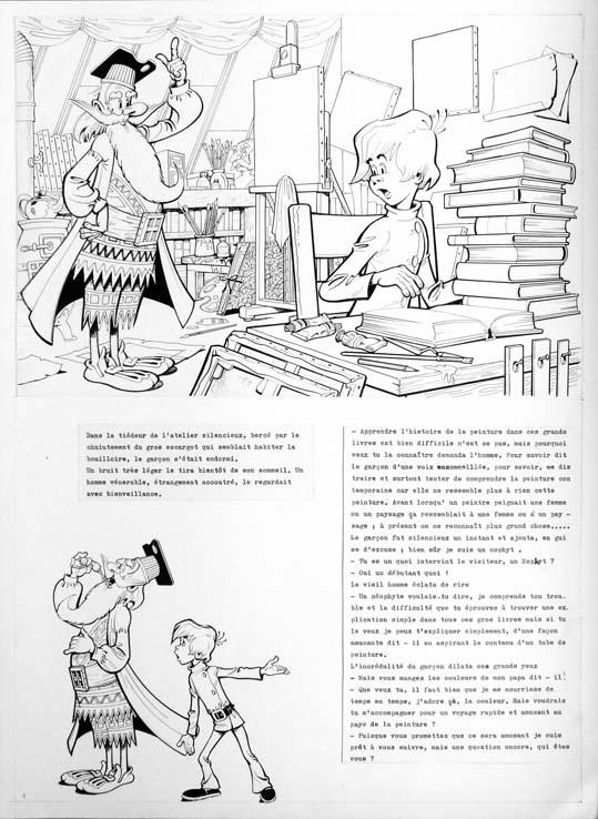 """R. GIORDAN - """"La Peinture Expliquée aux Jeunes"""" Raoul-10"""