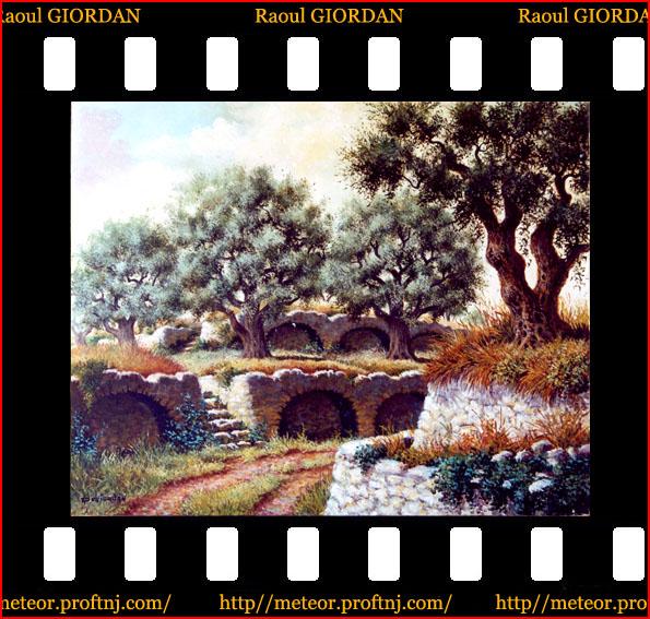 Raoul GIORDAN - L'Oeuvre Dispersée Raoul-41