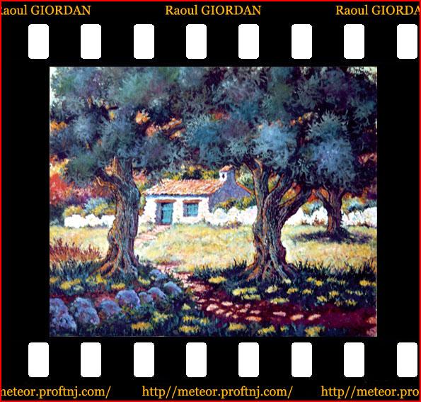 Raoul GIORDAN - L'Oeuvre Dispersée Raoul-45