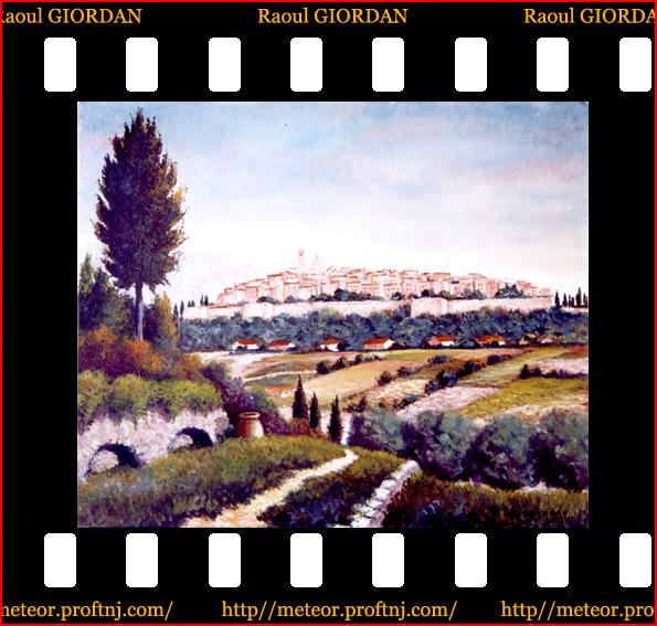 Raoul GIORDAN - L'Oeuvre Dispersée Raoul-88