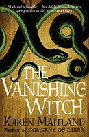 [Maitland, Karen] The vanishing witch Vanish10