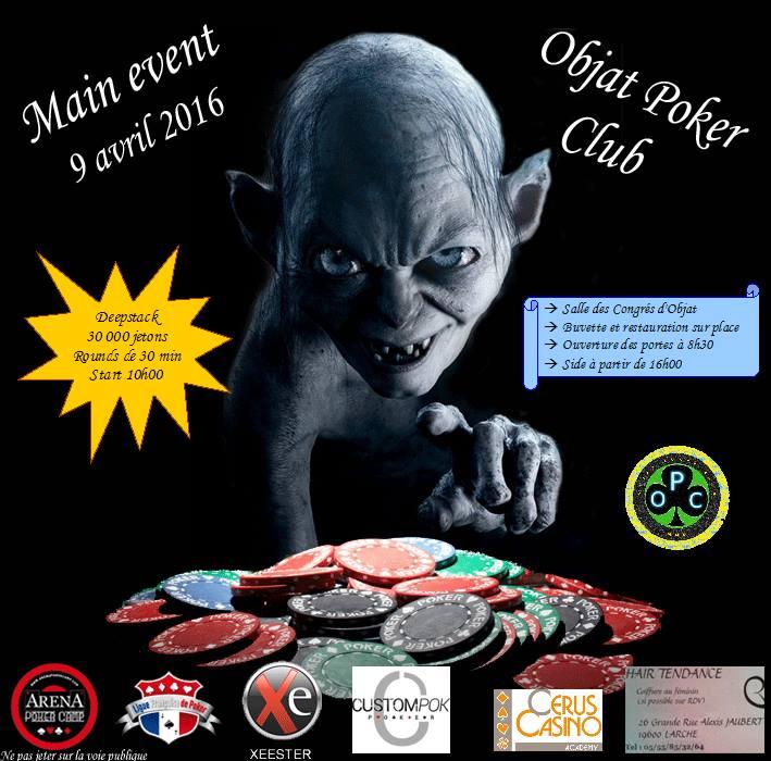 MAIN EVENT 2016 12814511