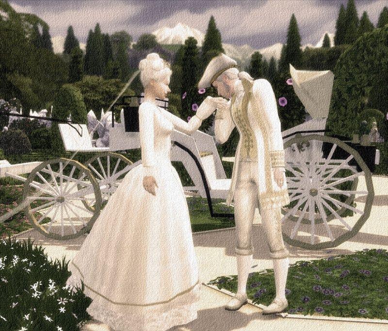Un mariage presque parfait - Etape modeling - Page 3 2412