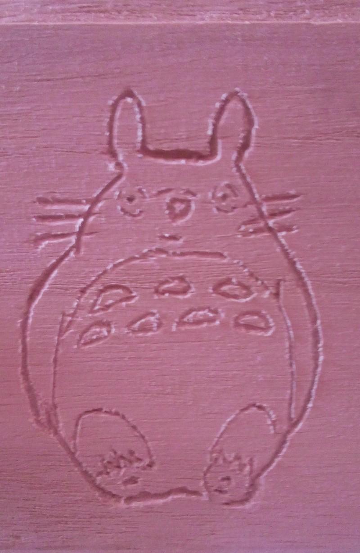 Mes gravures et déco manga Totoro10