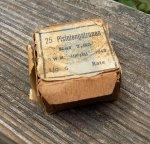 Cartouche 7.65mm allemande 36971410