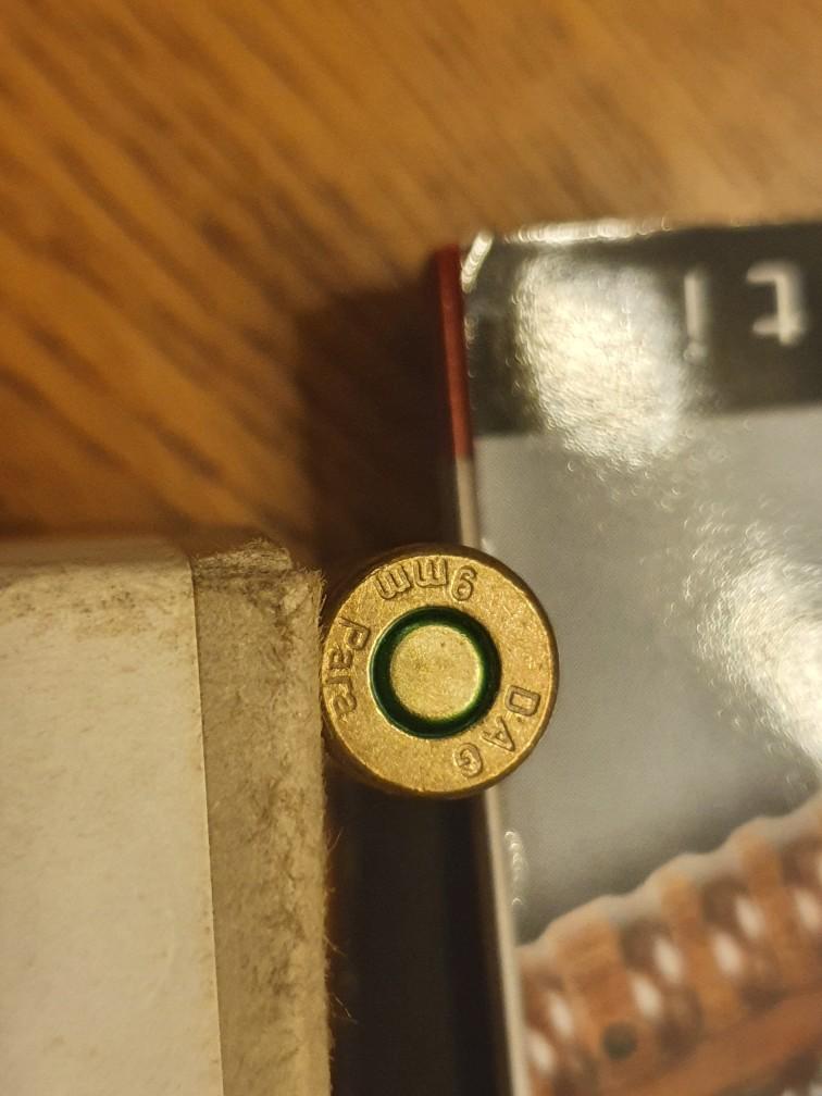 cartouches d'instruction en plastique cal 9 mm parabellum Resize22