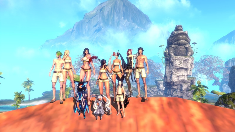 Screen du clan Captur21