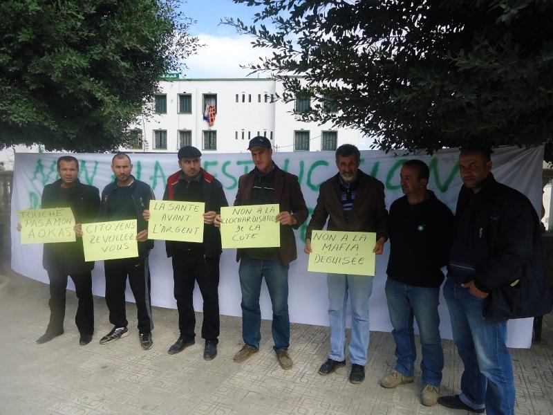 Marche à Aokas contre la destruction de la bande boisée  - Page 2 Dsc06638