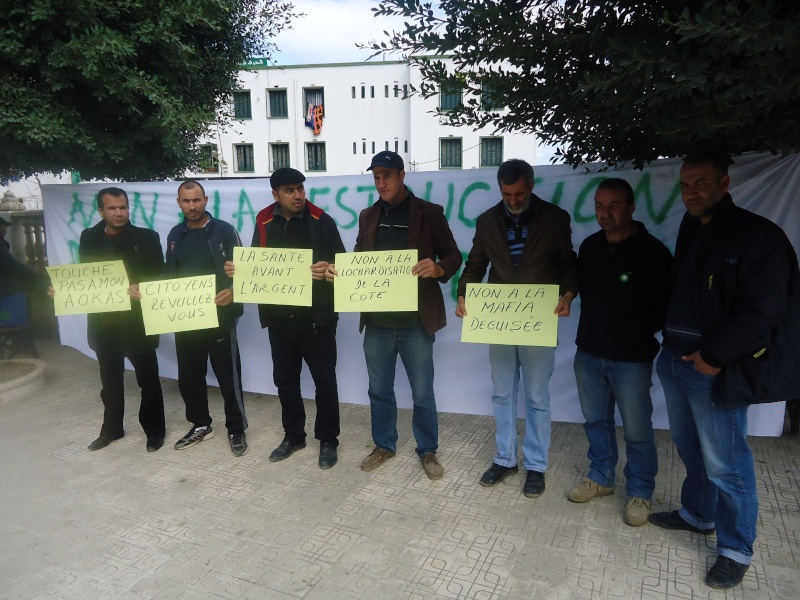 Marche à Aokas contre la destruction de la bande boisée  - Page 3 Dsc06639
