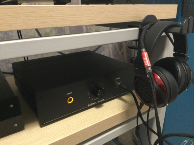 Nuove Fostex th909 on air! 9a65c410