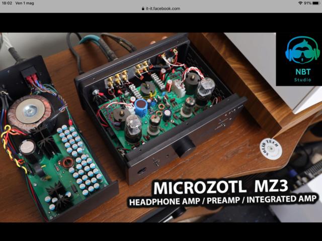 Linear Tube Audio MZ3 Fd13f910