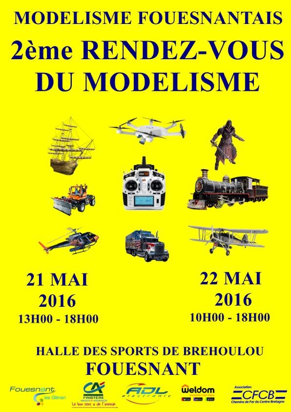 Salon de Fouesnant (29) les 21-22 mai Affich10