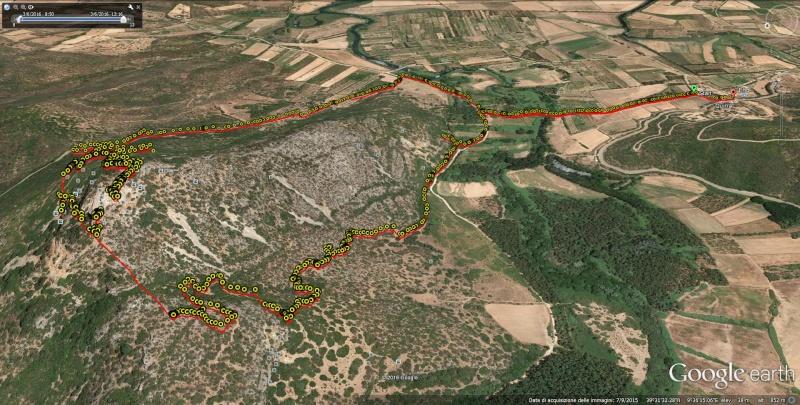 GPS Garmin Etrex 35t Percor10