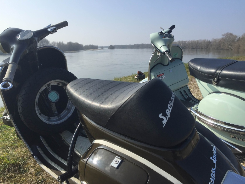 Spring 2016: SprinX on the Loire river Img_3910