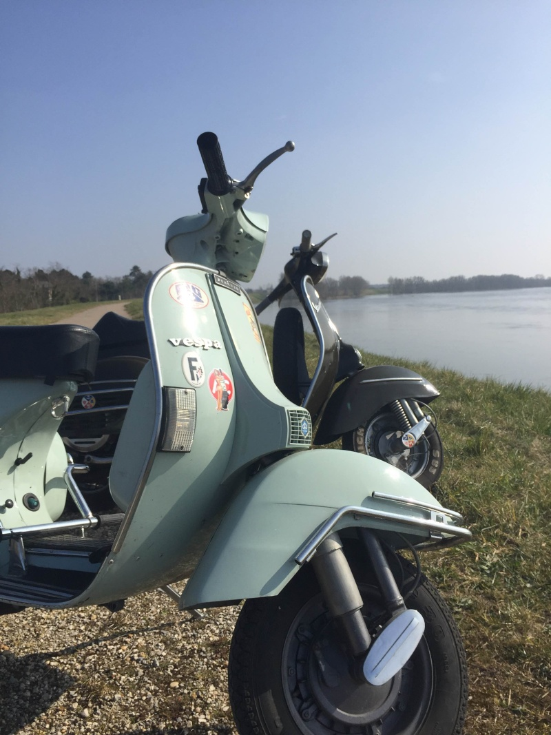 Spring 2016: SprinX on the Loire river Img_3911