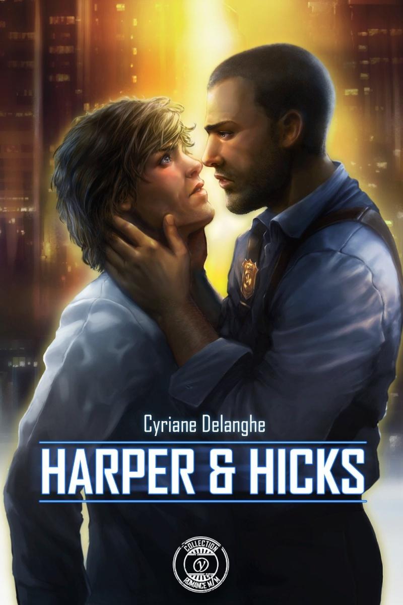 DELANGHE Cyriane - HARPER & HICKS - Tome 1 : L'Ombre de Gilgamesh Harper10