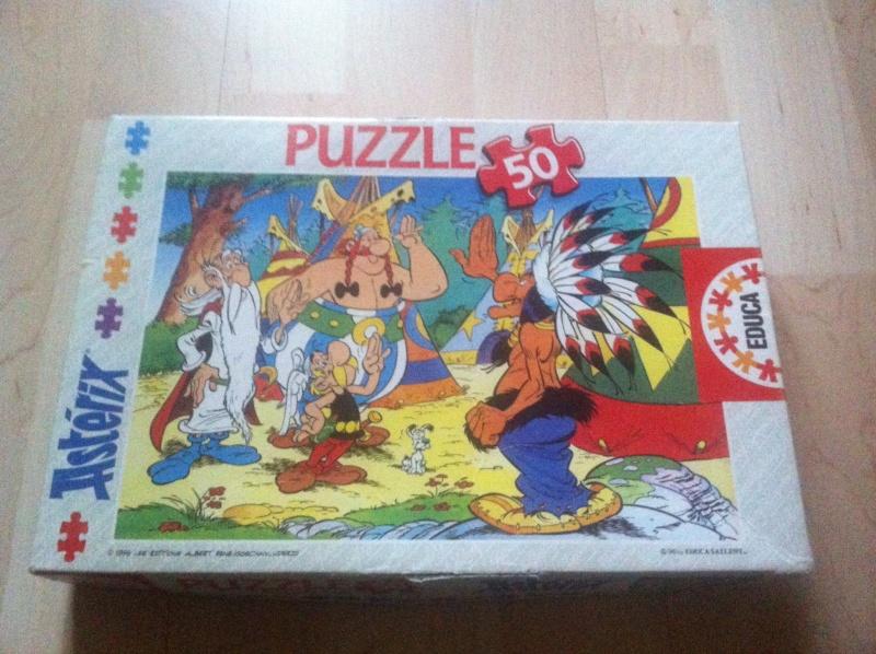 puzzle inconnu..... mais retrouvé EDUCA Image30
