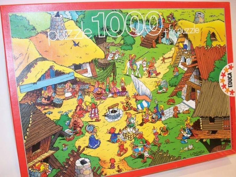 puzzle inconnu..... mais retrouvé EDUCA Image32
