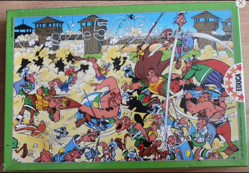 puzzle inconnu..... mais retrouvé EDUCA Image33