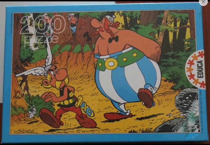 puzzle inconnu..... mais retrouvé EDUCA Image34