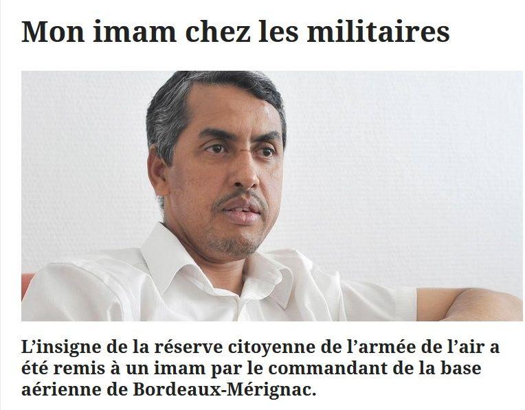 Un imam décoré chez les militaires... 2016-016
