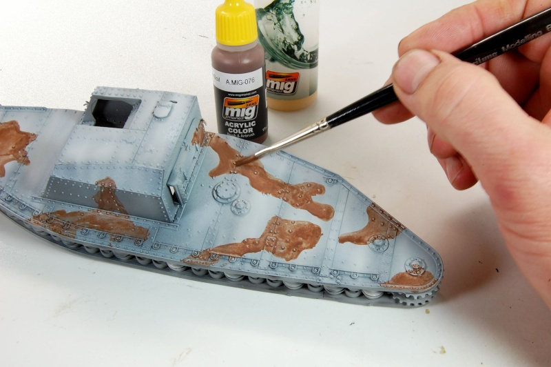 Panzer A7V - Tauro - 1/35 12716010
