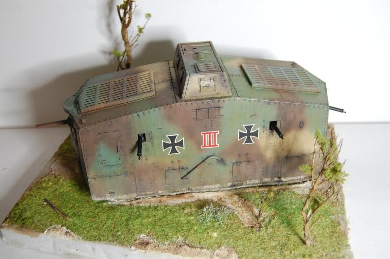 Panzer A7V - Tauro - 1/35 Dsc_6410