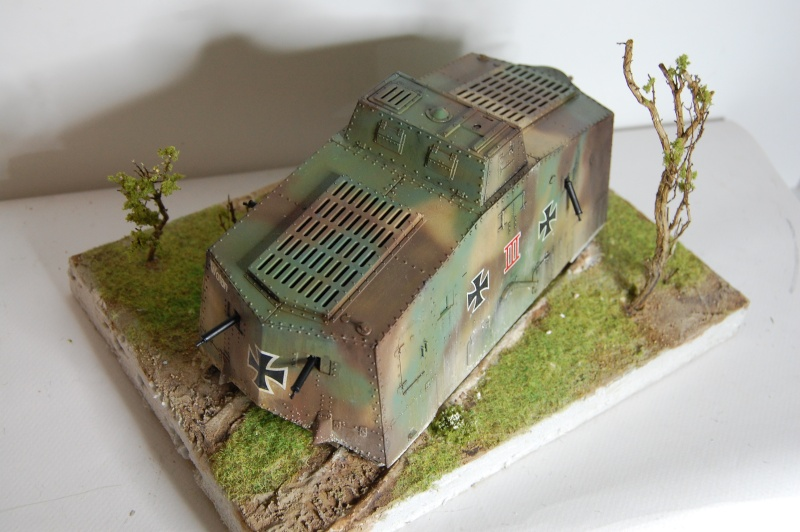 Panzer A7V - Tauro - 1/35 Dsc_6412