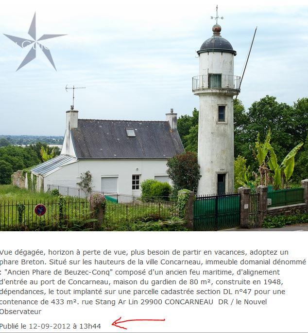 les phares en mer et à terre (1) - Page 62 Phare10