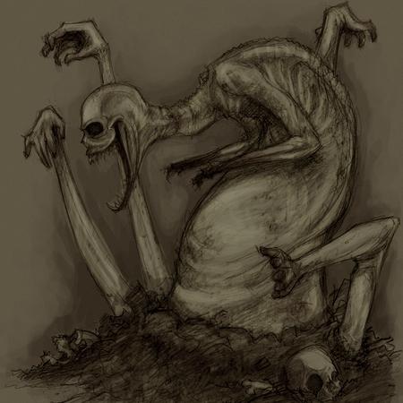 Description des Lieux et monstres présents 10_cro10