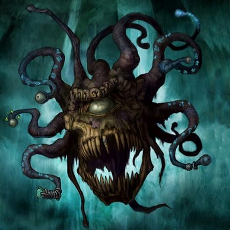 Description des Lieux et monstres présents Behold10
