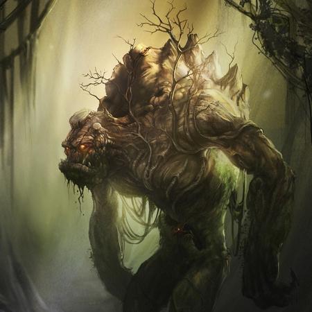 Demande d'ajout de monstres dans le bestiaire - Page 2 Troll_10