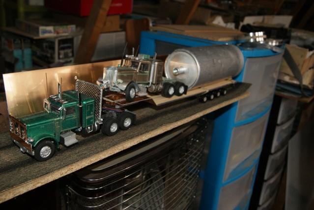 Diorama au 1-43  Convoi46