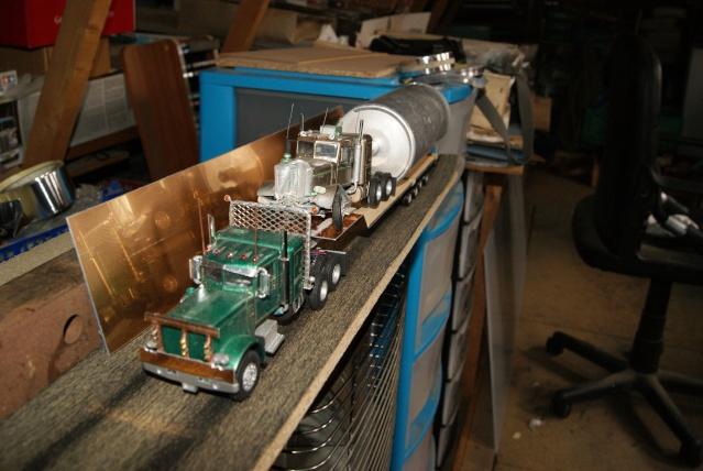 Diorama au 1-43  Convoi48