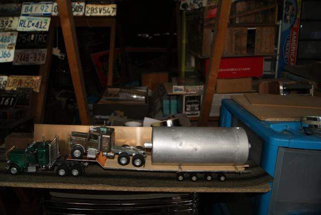 Diorama au 1-43  Convoi50