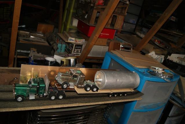Diorama au 1-43  Convoi52