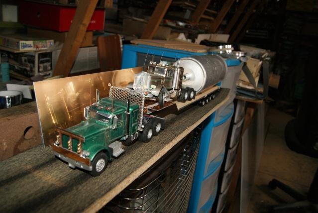Diorama au 1-43  Convoi53