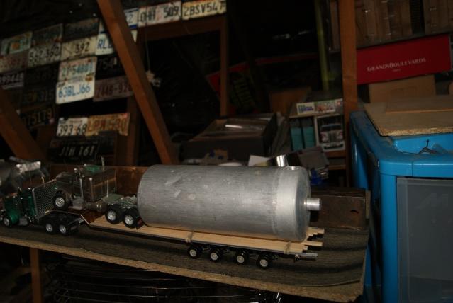 Diorama au 1-43  Convoi54